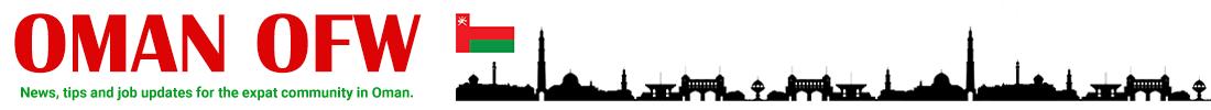 Oman OFW header image