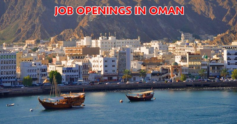 job openings in oman