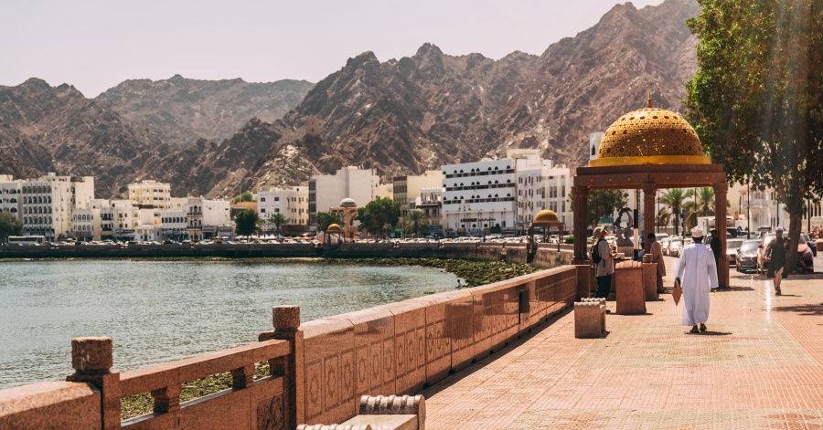 How to Travel from Dubai to Oman
